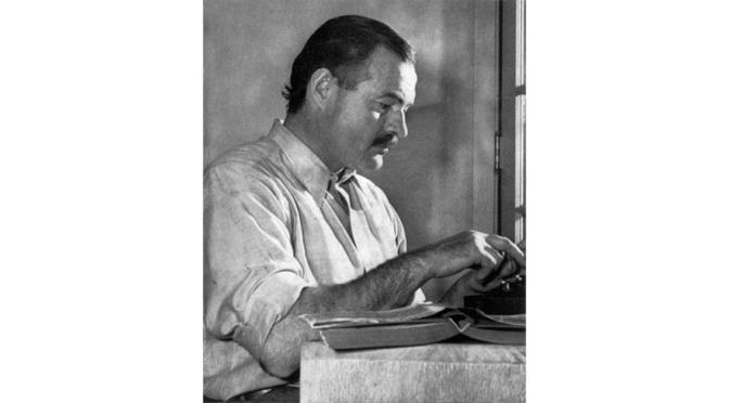 Ernest Hemingway_Ad Librum
