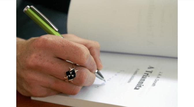 Könyvem az olvasó kezében – Jenei András a visszajelzésekről