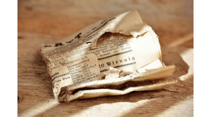 Sírás az újságírásról