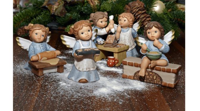 Ünnepek cukrász szemmel