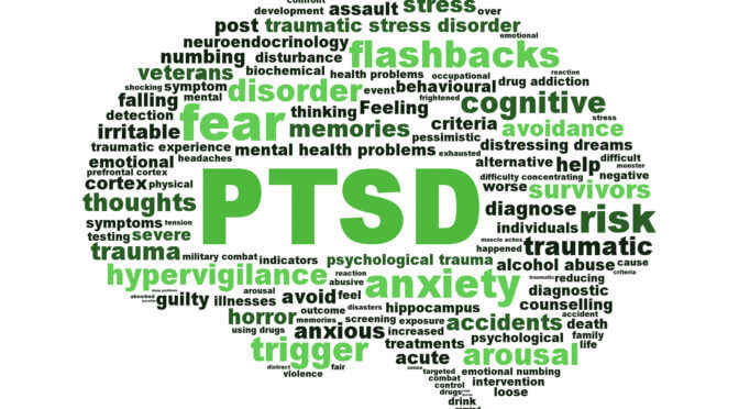 Takács Hajnal (Ad Librum Kiadó) PTSD – a hívatlan és váratlan vendég