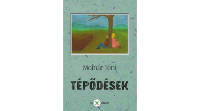Molnár Tóni: Tépődések, borító