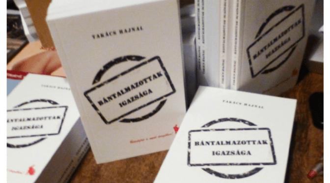 Bántalmazottak igazsága ‒ sikeres könyvbemutató