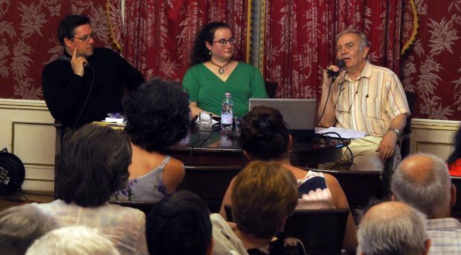 Viszockij-könyvbemutató és irodalmi teázás a Petőfi Irodalmi Múzeumban